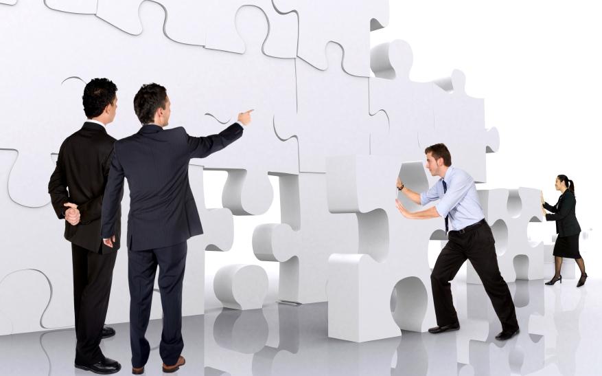 دليلك في اختيار فريق العمل