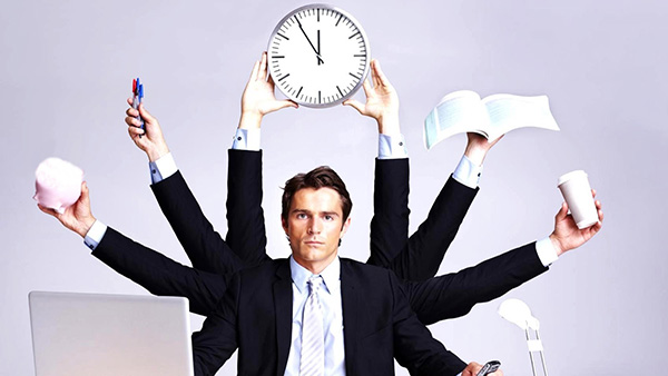 تعلم كيف تضبط وقتك وتزيد من قدرة الانتاج